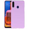 BackCover Hoesje Color Telefoonhoesje Samsung Galaxy A20s - Paars