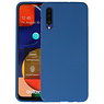 Color Backcover Samsung Galaxy A50s Navy
