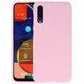 Color Backcover Samsung Galaxy A50s Roze
