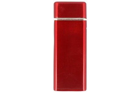 Touch Screen Elektrisch oplaadbaar aansteker Rood