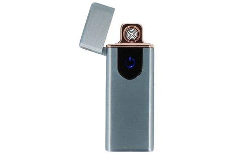 Touch Screen Elektrisch oplaadbaar aansteker Grijs