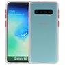 Samsung Galaxy S10 Hoesje Hard Case Backcover Telefoonhoesje Transparant