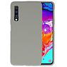 Color Backcover Samsung Galaxy A70s Grijs