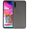 Samsung Galaxy A70 Hoesje Hard Case Backcover Telefoonhoesje Zwart