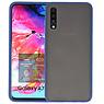 Samsung Galaxy A70 Hoesje Hard Case Backcover Telefoonhoesje Blauw