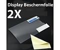 Sony Xperia Z3 + / Z4 Screenprotector Display Beschermfolie 2X