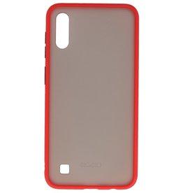 Samsung Galaxy A10 Hoesje Hard Case Backcover Telefoonhoesje Rood