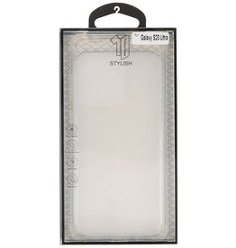 Schokbestendig transparant TPU hoesje Samsung Galaxy S20 Ultra
