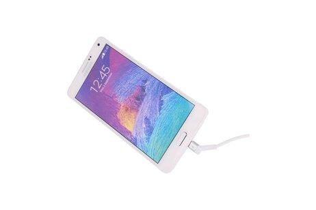 REMAX RC-100a Type C USB Kabel met Staande Functie Wit