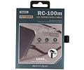 REMAX RC-100m Micro USB Kabel met Staande Functie Zwart