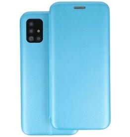 Slim Folio Telefoonhoesje Samsung Galaxy A51 - Blauw