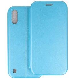 Slim Folio Telefoonhoesje Samsung Galaxy A01 - Blauw