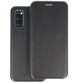 Slim Folio Telefoonhoesje Samsung Galaxy S20 - Zwart