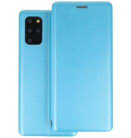 Slim Folio Telefoonhoesje Samsung Galaxy S20 Plus - Blauw