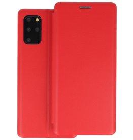 Slim Folio Telefoonhoesje Samsung Galaxy S20 Plus - Rood