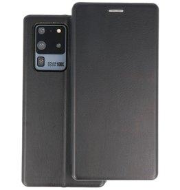 Slim Folio Telefoonhoesje Samsung Galaxy S20 Ultra - Zwart