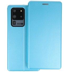 Slim Folio Telefoonhoesje Samsung Galaxy S20 Ultra - Blauw