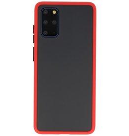 Samsung Galaxy S20 Plus Hoesje Hard Case Backcover Telefoonhoesje Rood