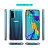 Schokbestendig Back Cover Hoesje Samsung Galaxy S20 Transparant
