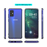 Schokbestendig Back Cover Hoesje Samsung Galaxy S20 Plus Transparant