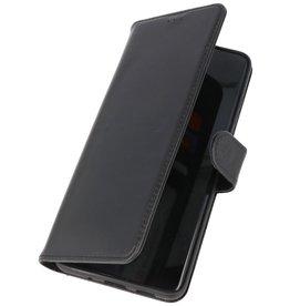 Rico Vitello Echt Lederen Booktype Hoesje Samsung Galaxy S20 Ultra - Zwart