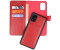 Rico Vitello 2 in 1 Book Case voor Samsung Galaxy A71 Rood