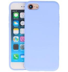 iPhone SE 2020 & iPhone 8 & iPhone 7 Hoesje Fashion Backcover Telefoonhoesje Paars