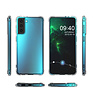 Schokbestendig Back Cover Hoesje Samsung Galaxy S21 Plus Transparant
