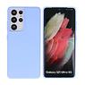 Samsung Galaxy S21 Ultra Hoesje Fashion Backcover Telefoonhoesje Paars