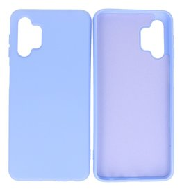 Fashion Color Backcover Hoesje Samsung Galaxy A32 5G Paars