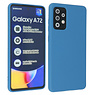 Samsung Galaxy A72 & Galaxy A72 5G Hoesje Fashion Backcover Telefoonhoesje Navy