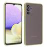 Samsung Galaxy A32 5G Hoesje Hard Case Backcover Telefoonhoesje Groen