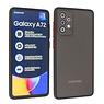 Samsung Galaxy A72 & Galaxy A72 5G Hoesje Hard Case Backcover Telefoonhoesje Zwart