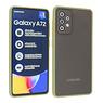 Samsung Galaxy A72 & Galaxy A72 5G Hoesje Hard Case Backcover Telefoonhoesje Groen