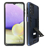 Stand Hardcase Backcover Samsung Galaxy A32 5G Navy