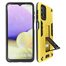 Stand Hardcase Backcover Samsung Galaxy A32 5G Geel
