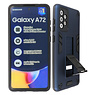 Stand Hardcase Backcover Samsung Galaxy A72 5G Navy