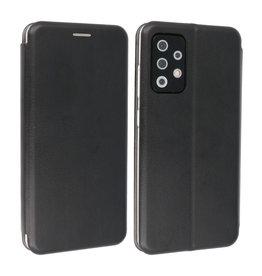 Slim Folio Book Case Samsung Galaxy A72 / 5G Zwart