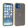 iPhone 12 Mini Hoesje Hard Case Backcover Telefoonhoesje Groen
