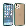 iPhone 12 & iPhone 12 Pro Hoesje Hard Case Backcover Telefoonhoesje Donker Groen