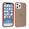 iPhone 12 Pro Max Hoesje Hard Case Backcover Telefoonhoesje Rood