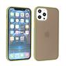 iPhone 12 Pro Max Hoesje Hard Case Backcover Telefoonhoesje Groen