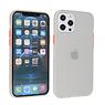 iPhone 12 Pro Max Hoesje Hard Case Backcover Telefoonhoesje Wit