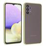 Samsung Galaxy A32 4G Hoesje Hard Case Backcover Telefoonhoesje Groen