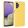 Samsung Galaxy A32 4G Hoesje Fashion Backcover Telefoonhoesje Geel