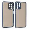 Samsung Galaxy A22 4G Hoesje Hard Case Backcover Telefoonhoesje Blauw