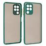 Samsung Galaxy A22 4G Hoesje Hard Case Backcover Telefoonhoesje Donker Groen