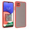 Samsung Galaxy A22 5G Hoesje Hard Case Backcover Telefoonhoesje Rood