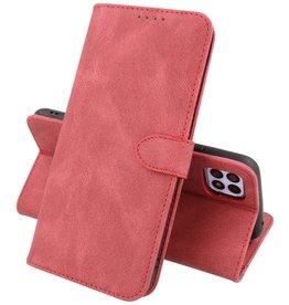 Samsung Galaxy A22 5G Hoesje Book Case Telefoonhoesje Bordeaux Rood