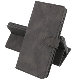 iPhone 13 Hoesje Book Case Telefoonhoesje Zwart